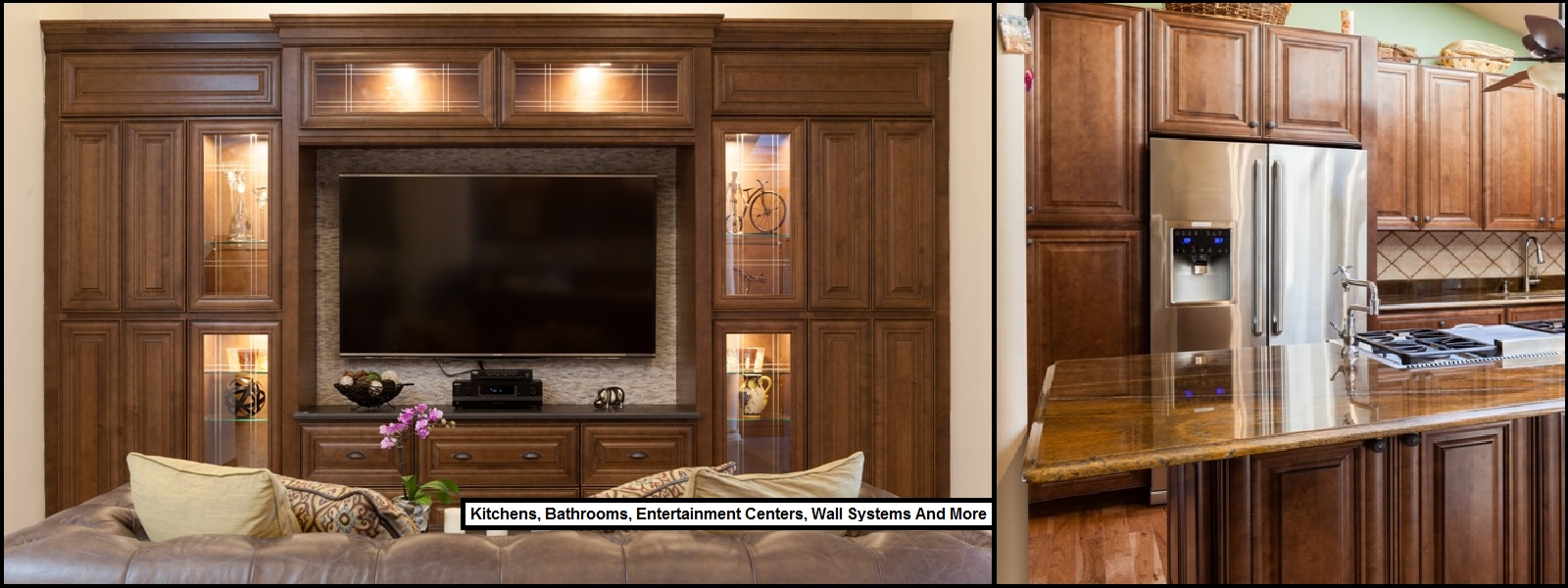 Pelleco Scottsdale Kitchens Bathrooms Entertainment Centers Wall Systems
