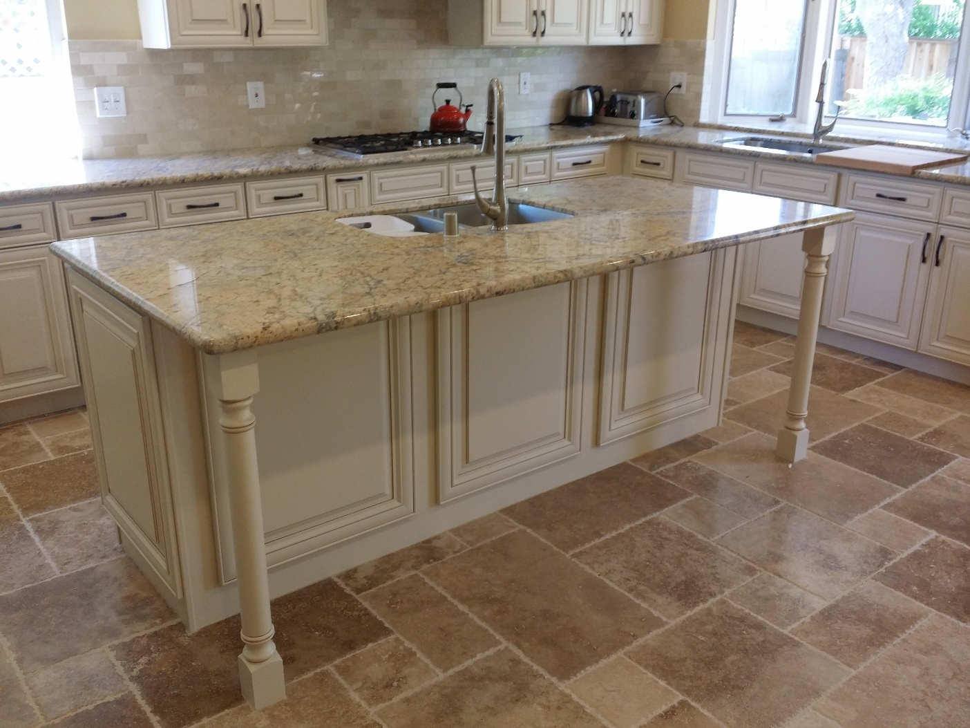 Custom Kitchen Cabinets Countertops Showroom Scottsdale AZ
