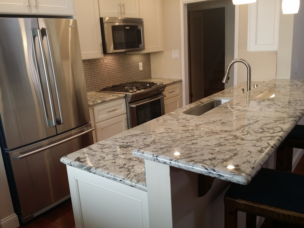 Discount Granite Countertops Kitchens : Discount granite kitchen counters images tiles for