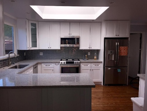 Kitchen Cabinets & Quartz Countertops in Scottsdale Paradise Valley AZ